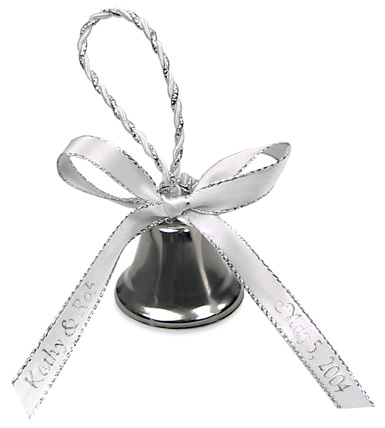 wedding favors more bell wedding favors